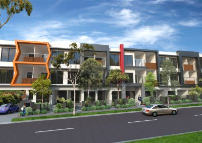 78 Residential Apartments Bond Street Ringwood